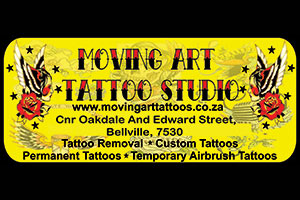 Moving Art Tattoos