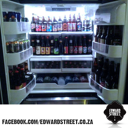 Fully Stacked Fridge